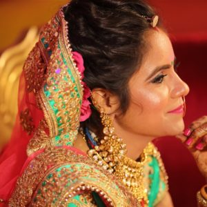 Bridal Makeup Artist By Stylo Salon and Makeover Studio